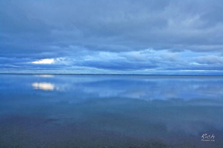 Relective Horizon