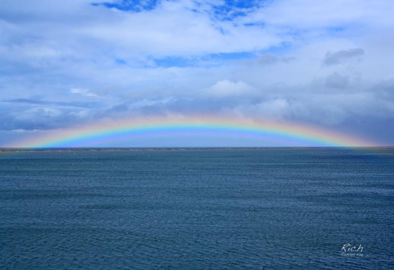 Low-lying Rainbow