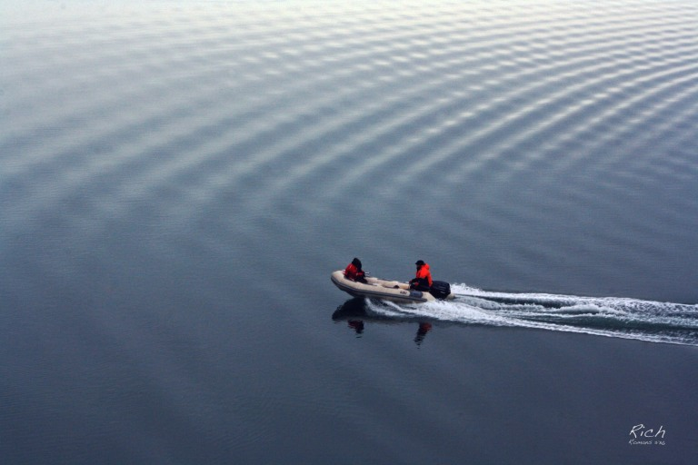 Two Guys in a Boat
