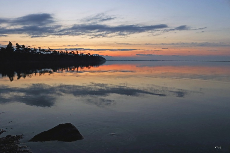 Waning Moments of Sunset